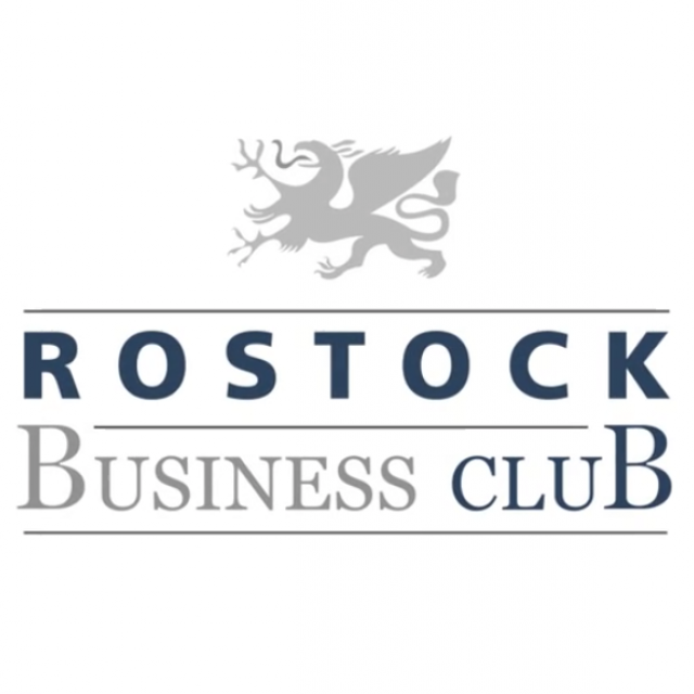 Rostock Business Logo